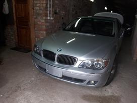 BMW 750 dalimis. 750li   is amerikos dalimis!