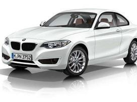 BMW 2 serija dalimis. Originalios naudotos visų markių