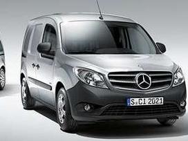 Mercedes-benz Citan dalimis. Originalios
