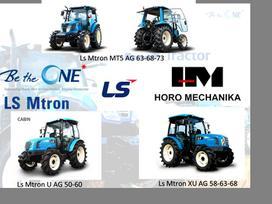 LS Mtron Ls uU60, traktori