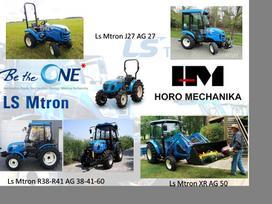 LS Mtron XR50 -R41 -R38 - J27, traktoriai