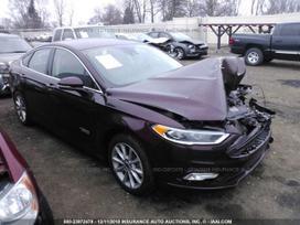Ford Fusion važiuoklės, transmisijos dalys