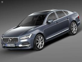 Volvo S90 dalimis. Originalios naudotos visų markių automobilių (