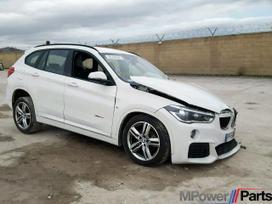Bmw X1. Automobilis parduodamas dalimis