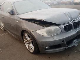 BMW 120 dalimis. Full komplektacija !!!  m paketas xenon cic