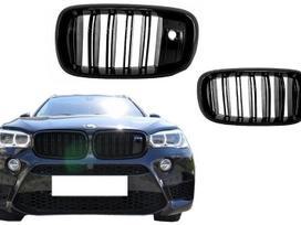 BMW X6. Soniniai slenksciai spoileriai m performance- carbon