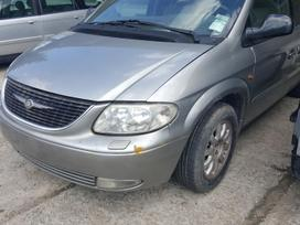 Chrysler Town & Country dalimis. 2.4 , 2.5crd 2.8crd ,