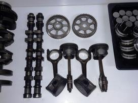 Opel Meriva variklio detalės