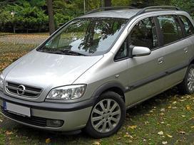 Opel Zafira по частям. Parduodu opel zafira dalimis.2000 m ,2