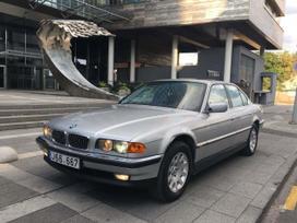 BMW 730. Bmw e38 740 lci 2000-01, titansilber metallic (354)