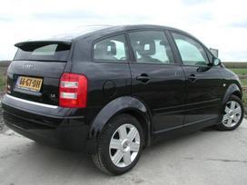 Audi A2 dalimis. Audi a2 2001 m. 1.4i, 55 kw