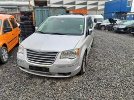Chrysler Grand Voyager dalimis. Europa