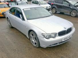 BMW 745. Bmw 745 2002m ,lieti ratai,odinis salonas, dalimis