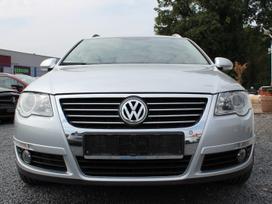Volkswagen Passat dalimis. Europa