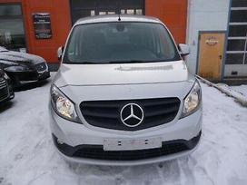 Mercedes-benz Citan dalimis. Visi airbag
