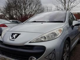 Peugeot 207 dalimis. Yra ir 1.4b ,1.6b, 1.4hdi,1.6hdi 66kw 80kw