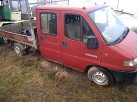Peugeot Boxer, keleiviniai iki 3,5 t