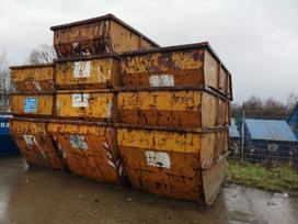 -Kita- 10 m3, waste containers