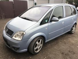 Opel Meriva. Europa 6-begiai