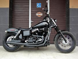 Harley-Davidson Street Bob FXDB 1687cc, choppers / cruisers / custom