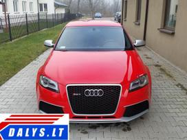 Audi Rs3. Xdalys. lt 13milijonų dalių vienoje