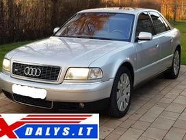 Audi S8. xdalys. lt 13milijonų dalių vienoje