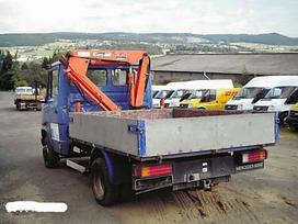 Mercedes-Benz 814 VARIO, cargo vans
