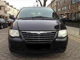 Chrysler Grand Voyager dalimis. Visas dalimis . galimas