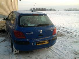 Peugeot 307 dalimis. Europinis dalimis. tel. +370-699-76933, +