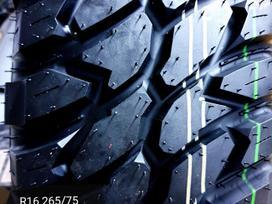 GT Radial M/T; Mirage, Eco, all-season 265/75 R16
