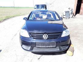 Volkswagen Golf Plus dalimis. Variklio kodas bmm europinis