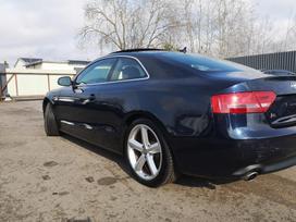 Audi A5, 3.2 l., kupeja (coupe)