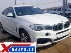 BMW X6 dalimis