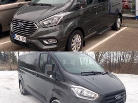 Ford TRANSIT ir TOURNEO CUSTOM, passenger vans