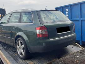 Audi A4 for parts. 106j  turime ir daugiau įvairių markių
