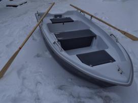 Autoplast Trimaranas, plastikinės valtys