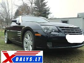 Chrysler Crossfire dalimis
