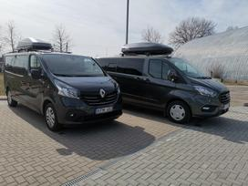 Renault Trafic Multivan ford