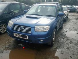 Subaru Forester dalimis. Lietuvoje ! 2019.04.02 variklis ok,