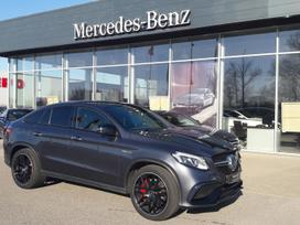 Mercedes-Benz GLE Coupe 63 AMG, 5.5 l., kupė (coupe)