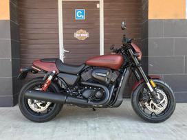 Harley-Davidson Street Rod 749cc, street / classic