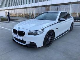 BMW 525, 2.0 l., saloon / sedan