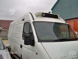 Renault Master 2.8 TDI šaldytuvas