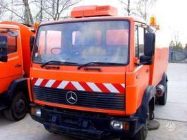 Mercedes-Benz 814, komunālais transports