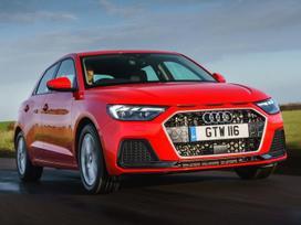 Audi A1. Naujų orginalių detalių užsakymas.