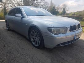 BMW 745 dalimis. Bmw 745li  dalimis  full komplektacija