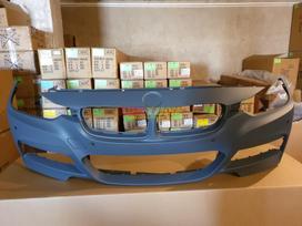 BMW 3 serija. Tuščias m sport priekinis buferis  » turime be