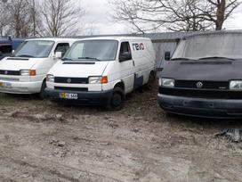 Volkswagen T4, krovininiai mikroautobusai