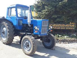 Mtz 80, traktoriai
