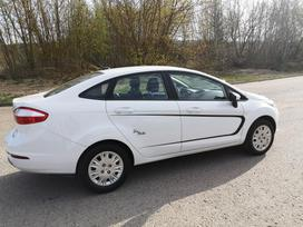 Ford Fiesta, 1.6 l., Седан